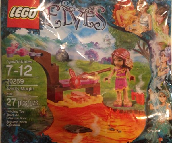 Lego, Elves, Azari
