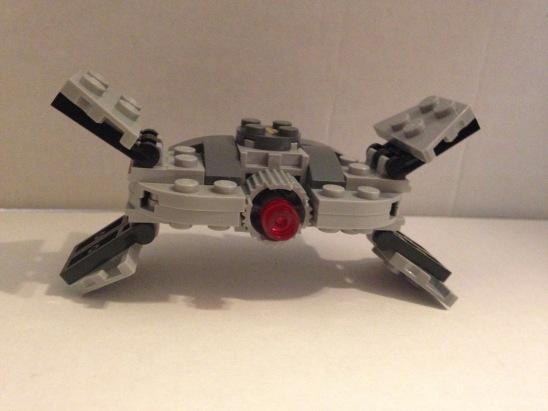 Lego, TIE, Star Wars