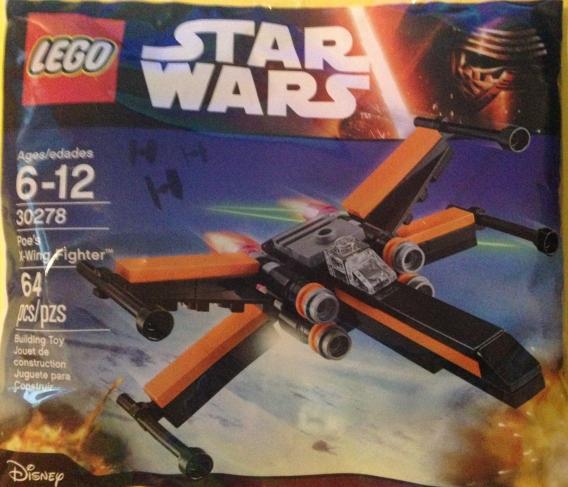 Lego, Star Wars, 30278