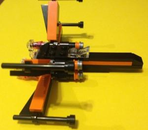Lego, Star Wars, Poe, x-wing fighter