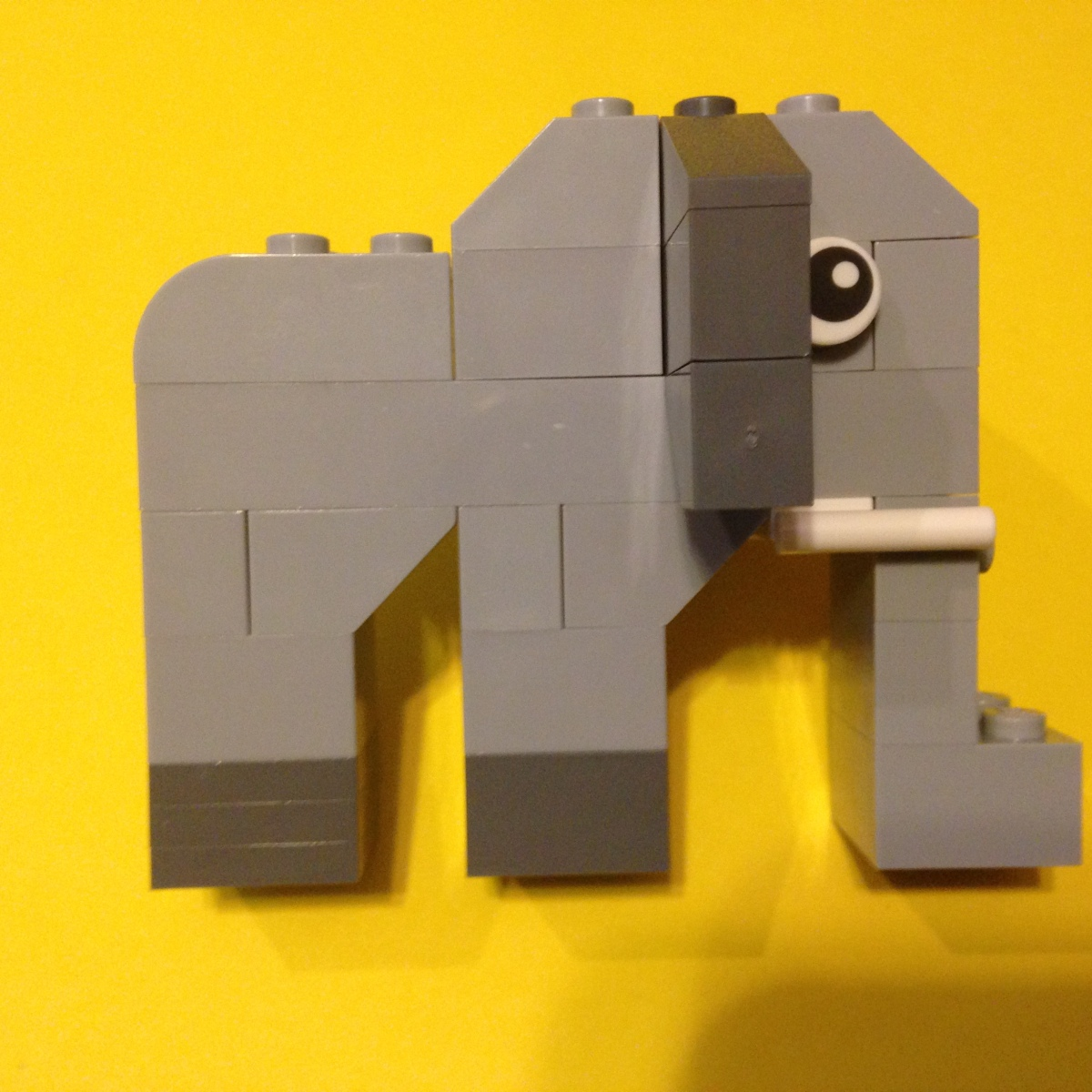 Lego Elephant Classic Creator Box For Parentsteachers Scout