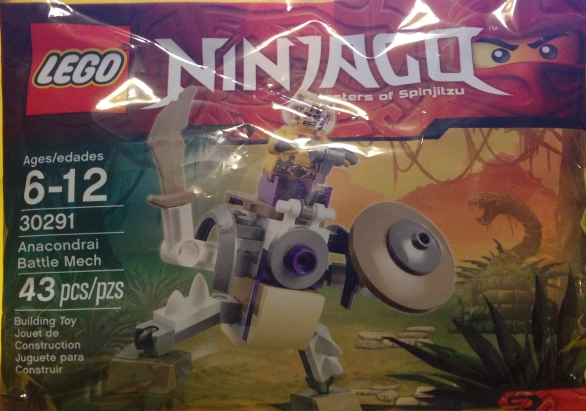 Lego, Ninjago
