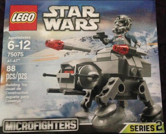 Lego, Star Wars, 75075