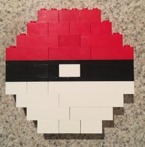Pokeball, Lego