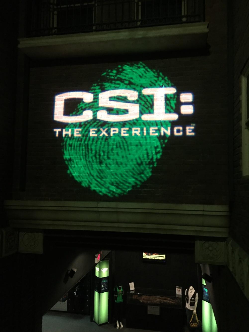 CSI, Las Vegas, MGM