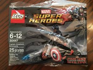 Lego, Captain America