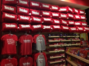 Twizzlers, Hershey's Chocolate World, Las Vegas