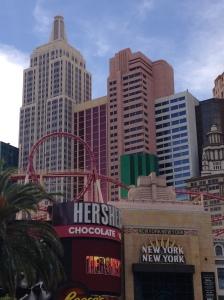 New York New York, Las Vegas, Hershey's Chocolate World