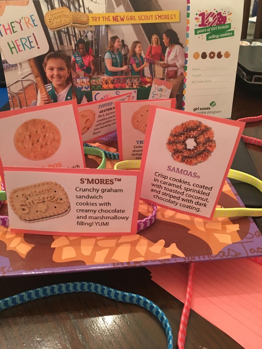 girl scout cookie headbandz game for parents teachers