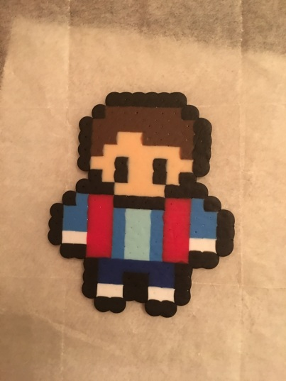 Marty Perler Beads, Hama, Back to the Future