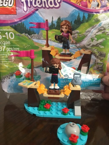Friends Lego Set 30398