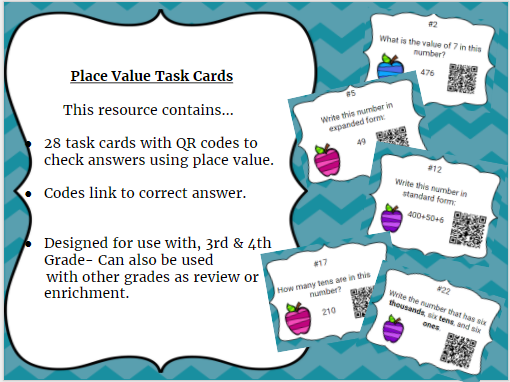 place value, math, 3rd grade, 4th grade