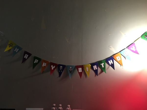 Undertale Birthday Party Happy Birthday Banner