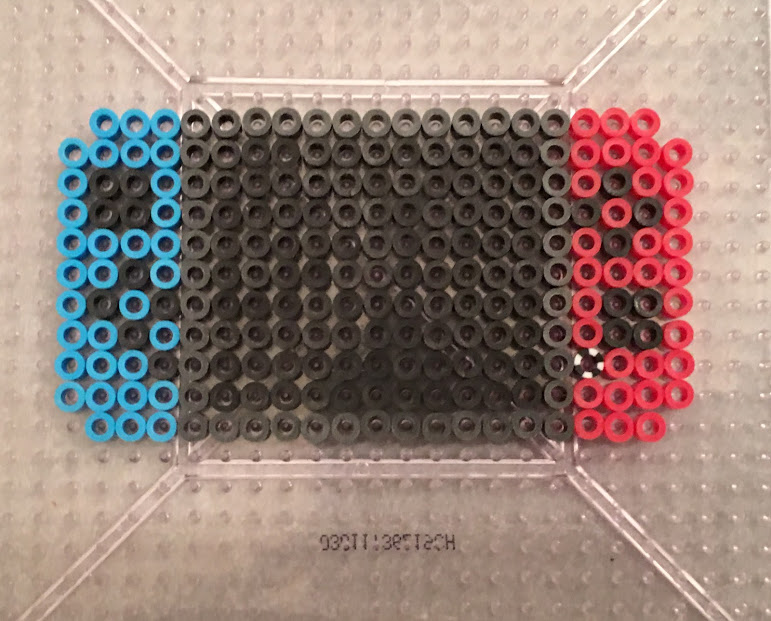 Nintendo Switch Controller Perler Hama Bead Patterns