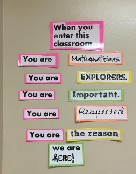 Classroom Decorations Mathematicians