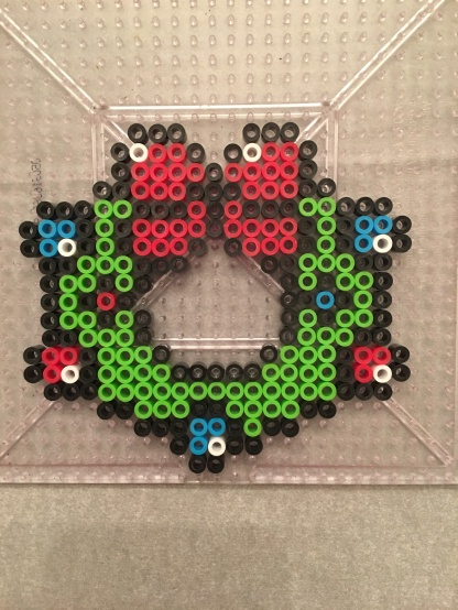 Easy Diy Christmas Perler Bead Ornaments For Parents