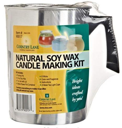 candles, diy, beginners