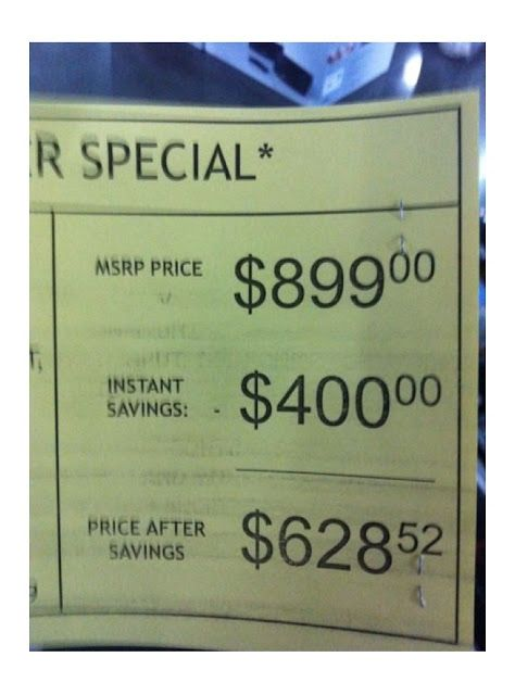 Math Fail- Real World